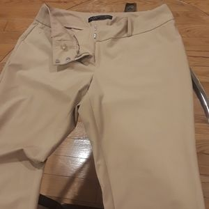 The limited collection drew fit size 8 R